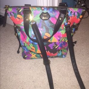 JUICY COUTURE TROPICAL PURSE